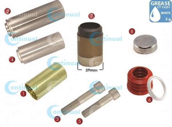 DT Spare Parts Keilrippenriemen 8 PK, L: 1230 mm, W: 28,48 mm, 8PK1230 2.15386