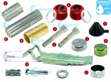 K013007-KNORR-CALIPER PIN REPAIR KIT